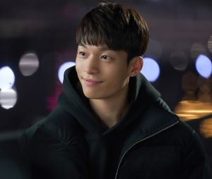 """Romance is a Bonus Book"" tem um triângulo amoroso comJi Seo‑joon (Wi Ha‑joon) se interessando pela protagonistaDan-i (Lee Na-young)"