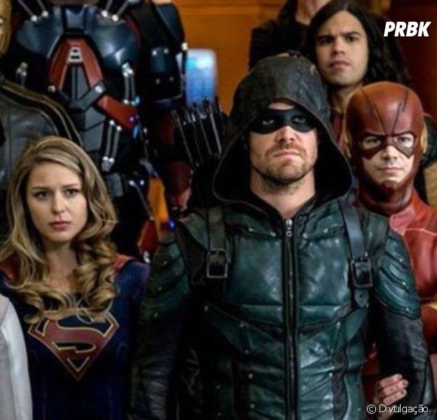 """""""Crise das Infinitas"""" pode ter Lucifer (Tom Ellis) e muito mais! Saiba tudo sobre o crossover!"""