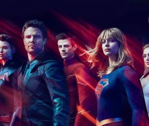 """Arrow"", ""The Flash"", ""Supergirl"", ""Legengs of Tomorrow"" e ""Batwoman"" se encontram em grande crossover"