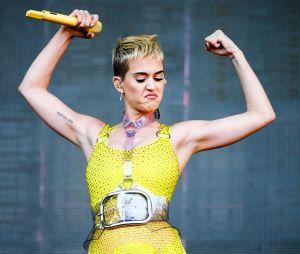Katy Perry ainda não sabe se vai trabalhar em um quinto álbum agora