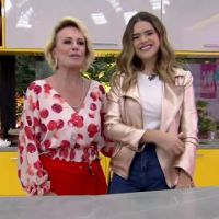 """A Maisa participou do """"Mais Você"""", da Globo, e está todo mundo um pouco perdido"""