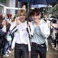 Fãs receberam a notícia da saída de Woojin do Stray Kids no domingo (27)