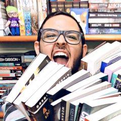 Escolha um booktuber e o Purebreak irá te recomendar um livro