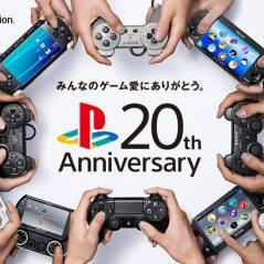 Playstation faz aniversário: são 20 anos de games e diversão pra galera