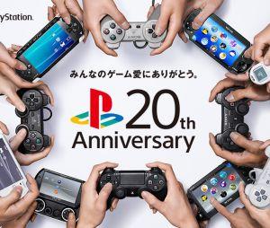 Sony lança vídeo para comemorar 20 anos de PlayStation
