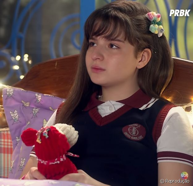 """As Aventuras de Poliana"": novela faz cena comovente sobre bullying"
