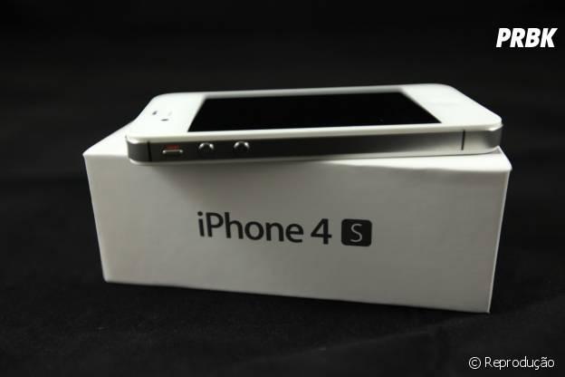 2 iPhones 4S pelo preço de um iPhone 6