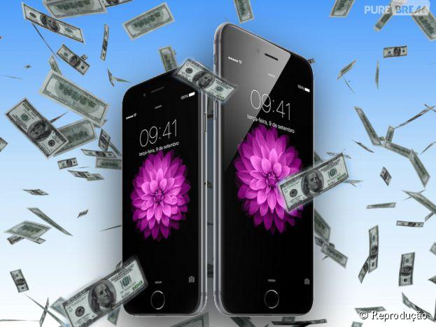 iPhone 6 é mais caro do MUNDO! Veja tudo que poderíamos comprar com o aparelho