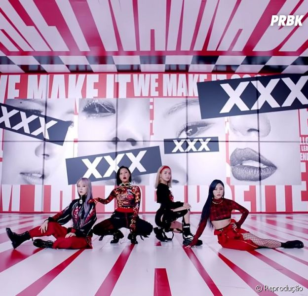 """MAMAMOO prova que é o quarteto que o fandom merece com o MV de """"HIP"""""""