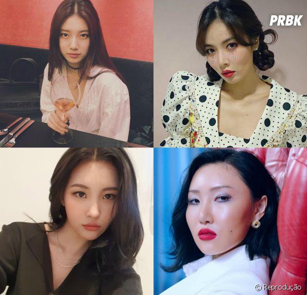 5 idols mulheres que vão contra a cultura do machismo na Coreia do Sul