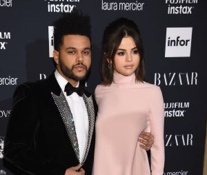 "E o The Weeknd que registrou uma música chamada ""Like Selena""?"