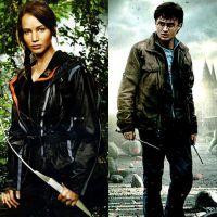 """Duelo: """"Jogos Vorazes"""" ou """"Harry Potter""""? Qual a melhor saga de todos os tempos?"""