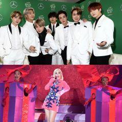 Fãs do BTS vão embora do Jingle Ball após piada de Katy Perry sobre idade do fandom