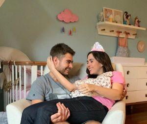 Tatá Werneck e Rafael Vitti mostram mais um momento fofo ao lado da filha, Clara Maria