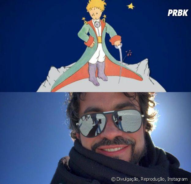 """""""O Pequeno Príncipe"""" x Padre Fábio de Melo: tente adivinhar quem foi o autor destas frases"""