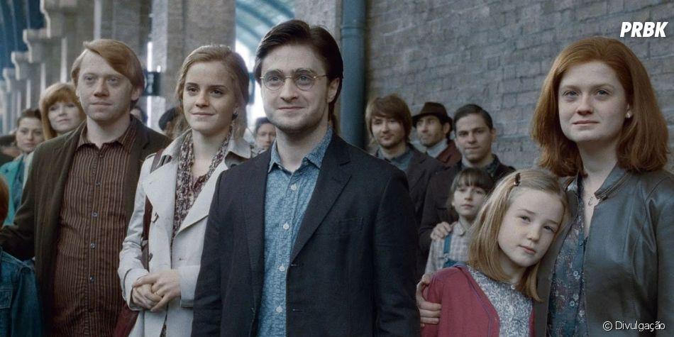 """""""Harry Potter"""": cena final da saga emocionou muita gente"""