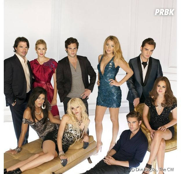 """Veja como está o elenco de """"Gossip Girl"""" hoje"""