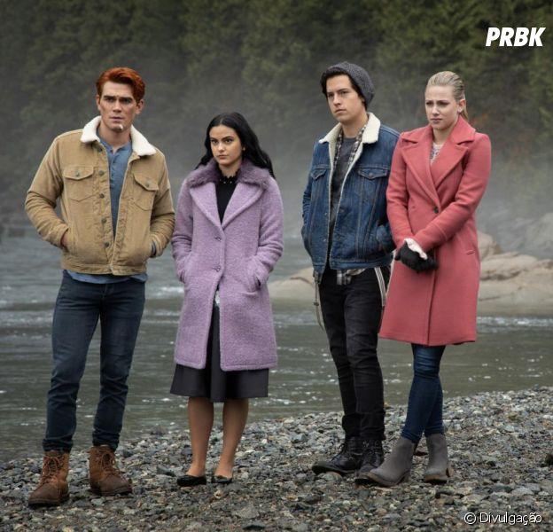"""""""Riverdale"""": você consegue se lembrar o que estava acontecendo nestas cenas?"""