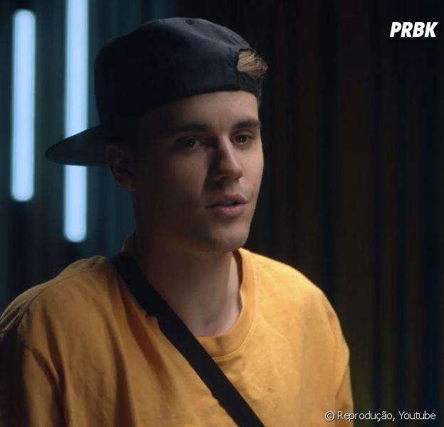 """Em novo episódio de """"Seasons"""", Justin Bieber descreve vício em drogas mais pesadas"""