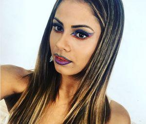 Lexa também não gostou do boato sobre ter ficado com Anitta e replicou a mensagem da amiga em suas redes sociais