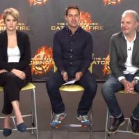"""""""Jogos Vorazes: Em Chamas"""": elenco conversa com fãs e cena inédita do filme é revelada!"""