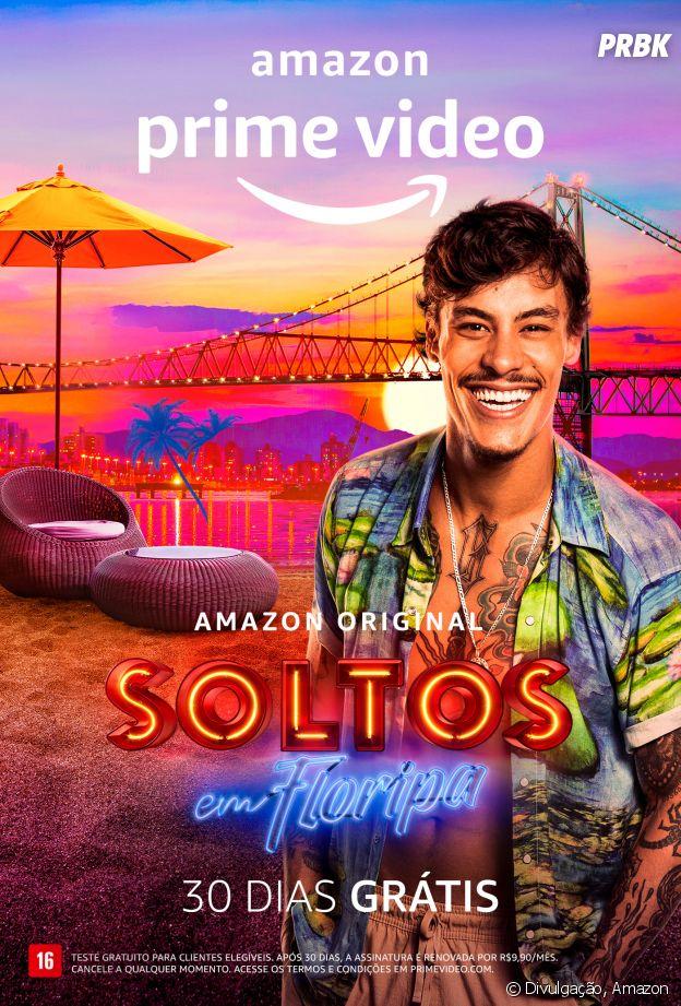 """""""Soltos em Floripa"""": conheça Murilo Dias e outros participantes do reality"""