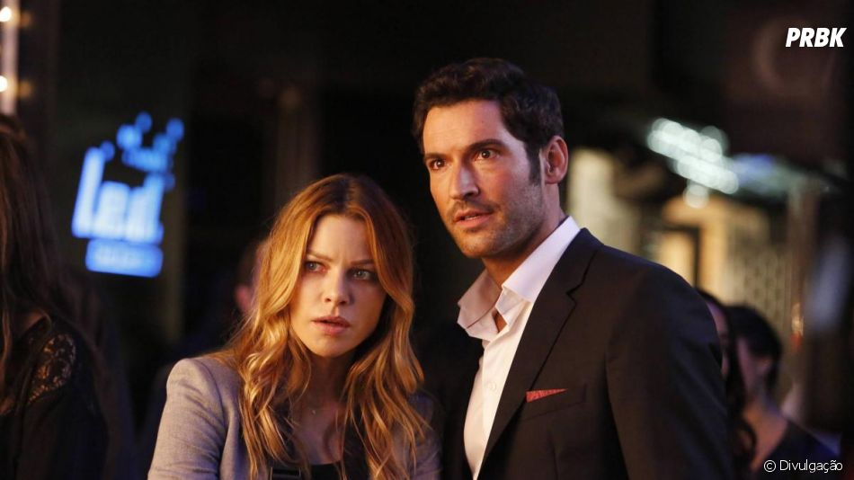 """Lucifer"":Lucifer (Tom Ellis) e Chloe (Lauren German) ficarão juntos?"