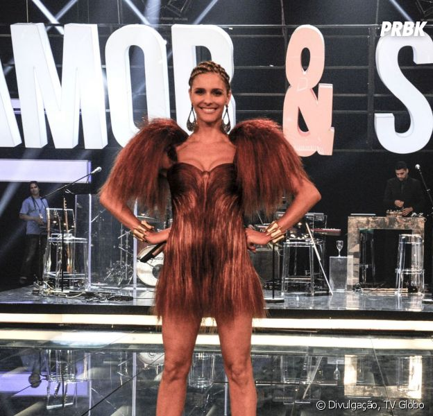 """Fernanda Lima comentou sobre uma nova temporada do """"Amor & Sexo"""""""