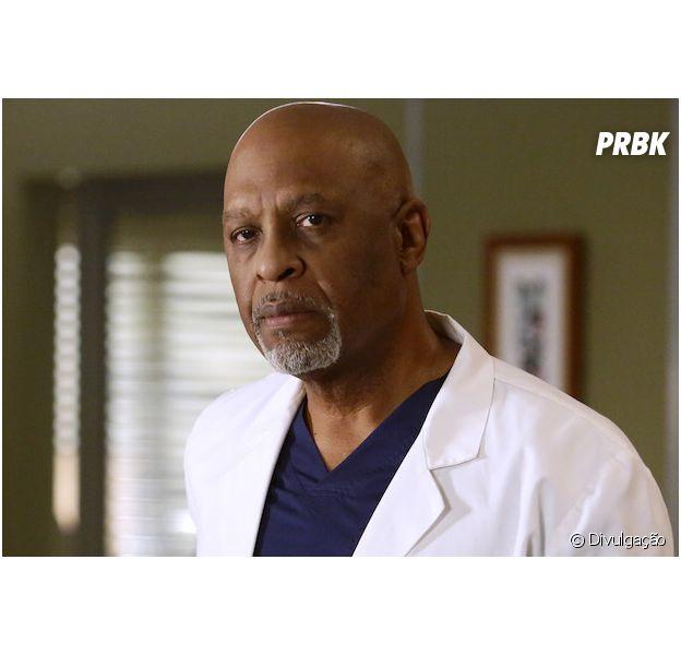 """Grey's Anatomy"": na 16ª temporada, Richard Webber (James Pickens Jr.) corre risco de vida"