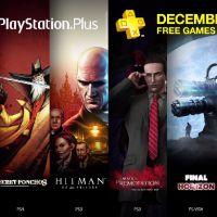 """PlayStation Plus anuncia os games de dezembro: """"Hitman"""", """"Injustice"""" e outros"""