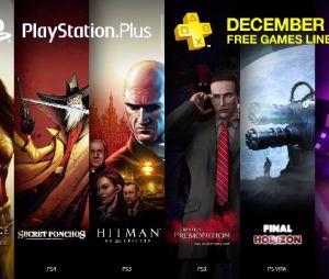 Os jogos grátis da )PlayStation Plus de dezembro de 2014