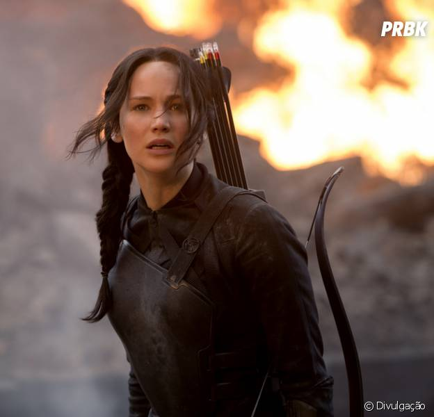 """""""Jogos Vorazes"""" pode continuar nas telonas depois de """"Jogos Vorazes: A Esperança - Parte 1"""", com Jennifer Lawrence"""