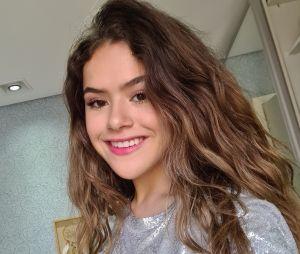 Maisa comemora o aniversário de 18 anos em live beneficente