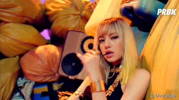 "BLACKPINK: relembre visual da Lisa na era ""Boombayah"""