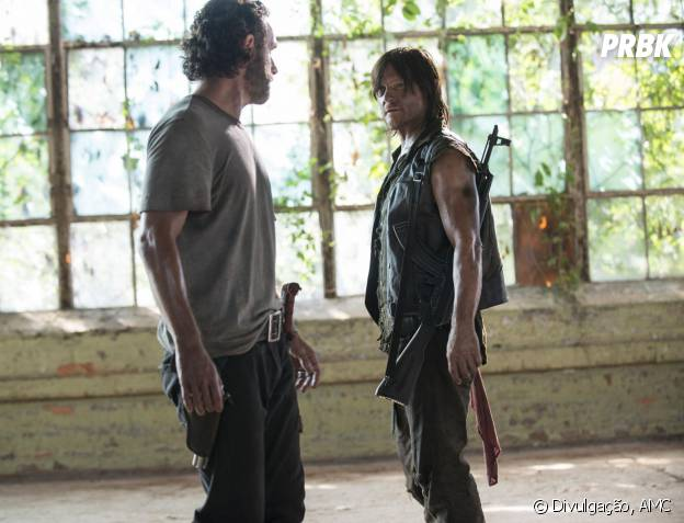 """The Walking Dead"" bateu mais recordes no mid-season finale da quinta temporada"
