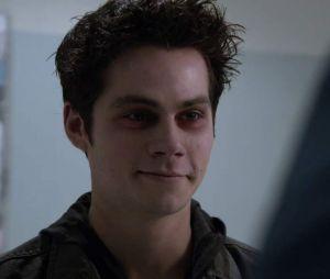 """Stiles (Dylan O'Brien) se tornou o vilão da terceira temporada de """"Teen Wolf"""" quando foi possuído pela Nogitsune"""