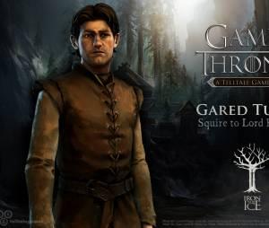 """Gared Tuttle é o escudeiro de Lord Forrester no jogo """"Game of Thrones"""""""