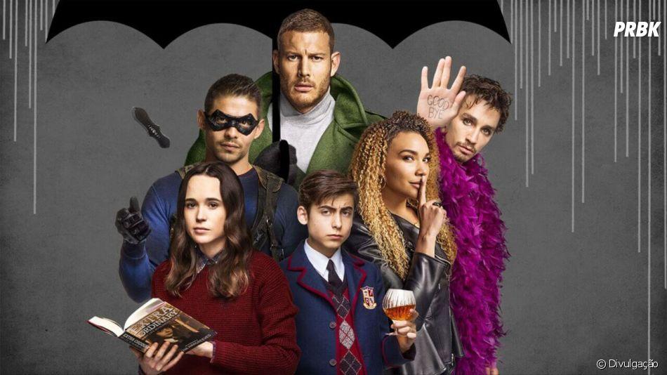 """""""The Umbrella Academy"""": Netflix libera trailer da 2ª temporada"""