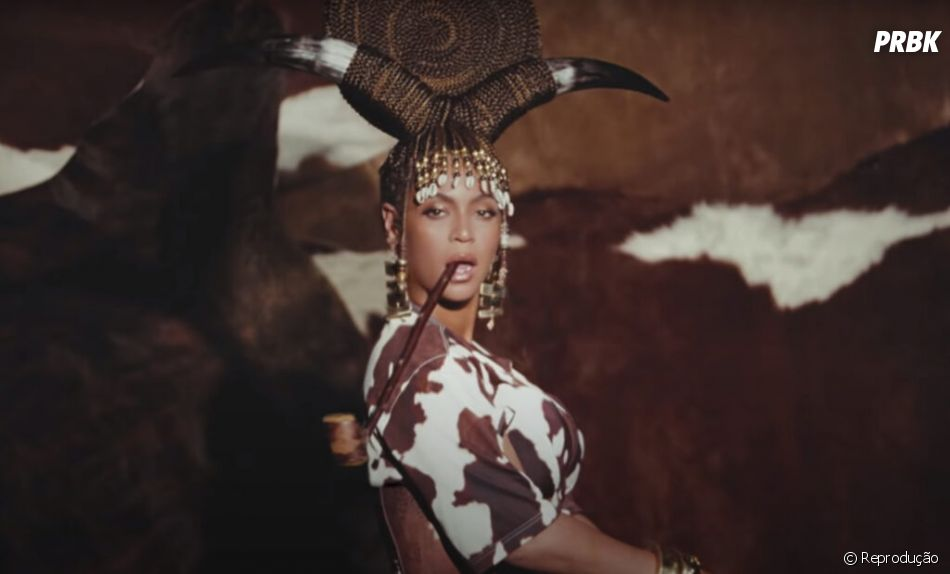 """Black is King"", novo álbum visual de Beyoncpé, já está disponivel no Disney+"