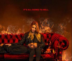 """""""Lucifer"""": você já pode conferir as primeiras fotos episódio preto e branco da 5ª temporada"""