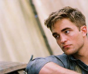 """Robert Pattinson foi Jacob em """"Água Para Elefantes"""", de 2011"""