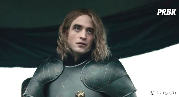 """Robert Pattinson foi o vilão Delfim de """"O Rei"""", em 2019"""