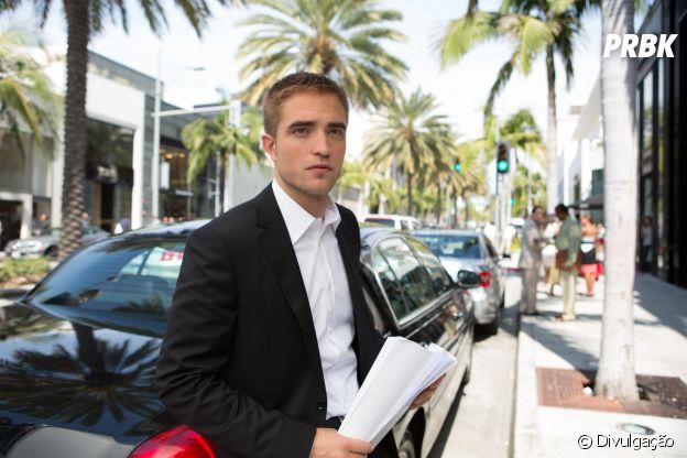 """Robert Pattinson foi Jerome em """"Mapas Para as Estrelas"""", de 2014"""