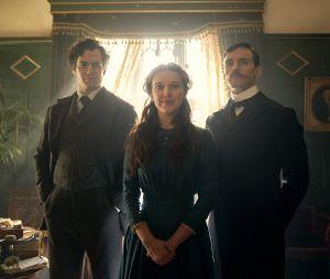 """Em """"Enola Holmes"""", Millie Bobby Brown é a irmã adolescente de Sherlock Holmes"""