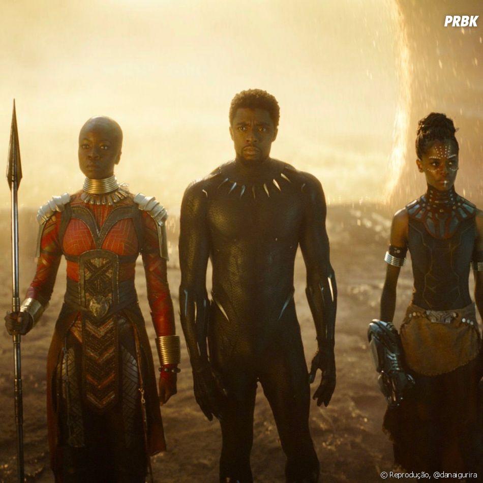 """A família de Chadwick Boseman afirmou que """"Pantera Negra"""" foi o trabalho de sua carreira"""