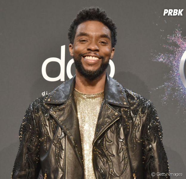 """Chadwick Boseman, de """"Pantera Negra"""", morreu na última sexta-feira (28) vítima de um câncer"""