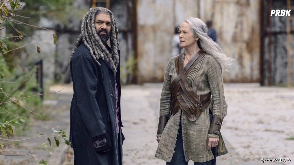 """The Walking Dead"" vai acabar na 11ª temporada, diz emissora"