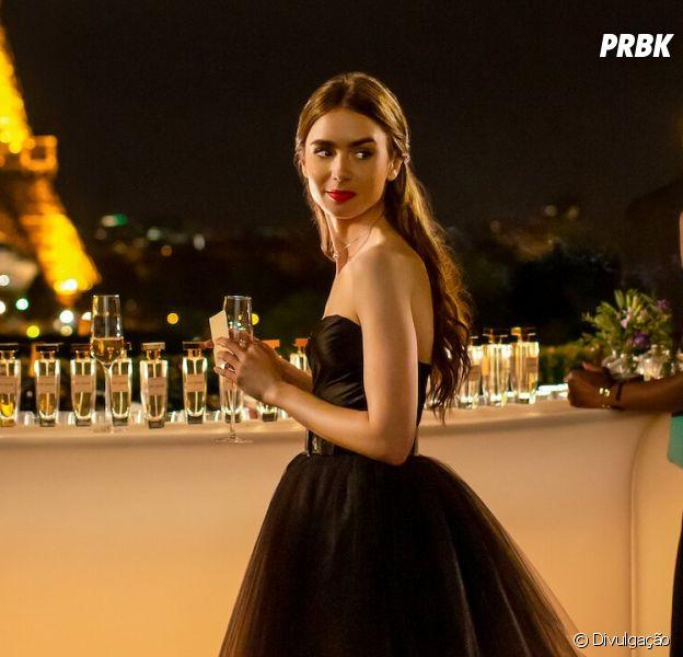 """Com Lily Collins, """"Emily em Paris"""" será a sua nova série favorita! Veja 5 motivos"""