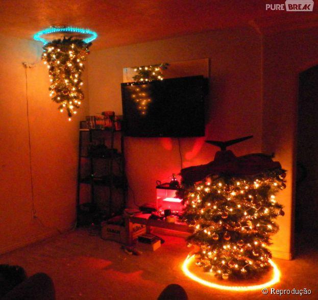 Uma árvore de Natal geek para os fãs de Portal