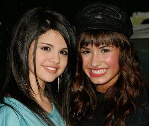 Selena Gomez e Demi Lovato eram muito amigas, mas atualmente não são próximas
